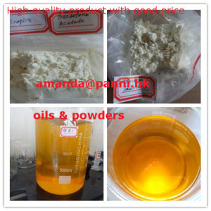 99% Pure Trenbolone Acetate Raw Steroids Revalor-H Powders for Man Bodybuilding pictures & photos