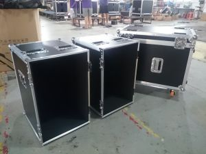 Speaker Rack with Wheels and Back Door pictures & photos
