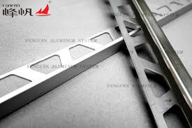 Stainless Steel Square Edge Trim pictures & photos