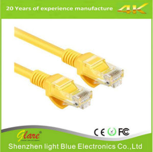 24AWG Bare Copper UTP CAT6 Cable pictures & photos
