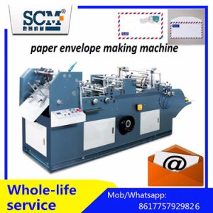 Automatic Paper Envelope Making Machine