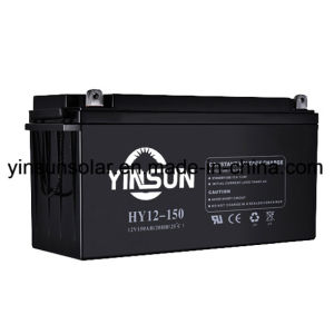 Powerful Power 12V 150ah 100% Durable Solar Battery pictures & photos