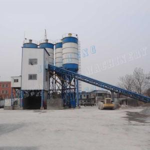 ISO Jinsheng Concrete Batching Plant Hzs90 pictures & photos