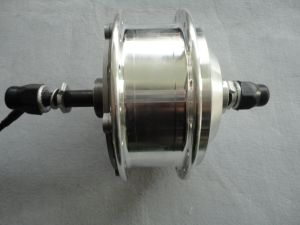 48V-96V 1000W Copper Wire Single Shaft Hub Motor pictures & photos