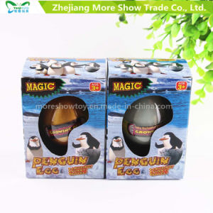 Wholesale Magic Hatching Dinosaur Egg Toy Growing Penguin Eggs pictures & photos