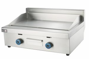 Factory Direct Sale Commercial Tabletop Gas Grill Griddle with Good Price pictures & photos