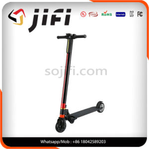 Popular 2 Wheel Electric Scooter with LCD Screen pictures & photos