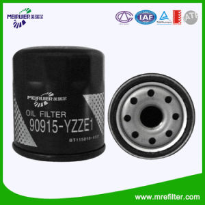 OEM Quality Auto Oil Filter for Toyota Parts (90915-YZZE1) pictures & photos