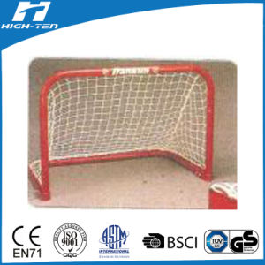 Mini Hockey Goal (Steel tube with PVC coating) pictures & photos