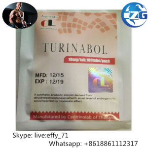 2446-23-3 Tbol Anabolic Steroids Powder& Pills Oral Turinabol pictures & photos