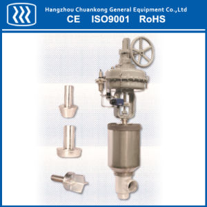 Angle Control Valve for Cold Box Only (Top Guided Unbalanced) Dn20 ~ Dn200 pictures & photos