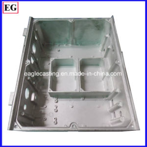 630 Ton Die Cast Filter Base Spare Parts for Telecom Equipment pictures & photos