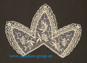 Fashion Design Embroidery Lace Crochet Patterns Neck Collar-038 pictures & photos
