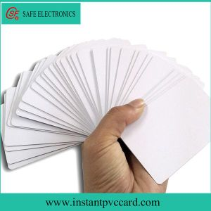Blank Instant Proximity 1125kHz ID PVC Card pictures & photos