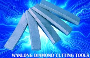 Diamond Encrusted Blade for Stone Edge Cutting pictures & photos