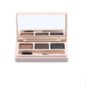 3 Basic Colors Earth Color Eye Brow Powder pictures & photos