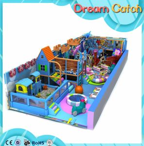 Ocean Theme Indoor Soft Playground Amusement Park pictures & photos