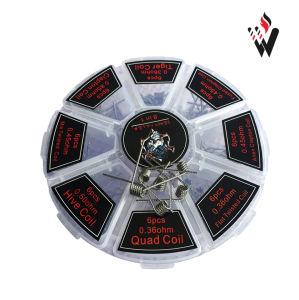 Wholesale Demon Killer Vape Wire 8 in 1 Coil Box Vape Coils Bulk in Stocks