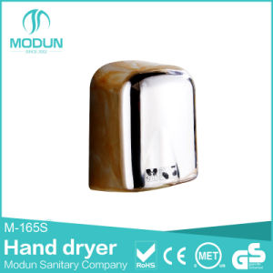 Bathroom Wall Mounted Stainless Steel Professional Jet Drier Hand Dryer pictures & photos