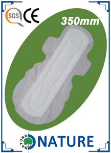 Hot Sale Ultra Thin Anion Sanitary Napkin for India pictures & photos