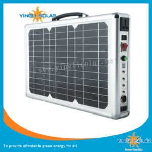 Mini Solar Kit with USB Can Charge for Mobile Phone pictures & photos