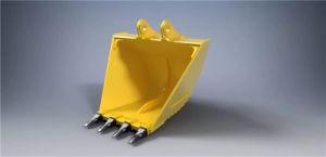 China Made Komatsu 220 Excavator Trapezoidal Bucket for Sale pictures & photos