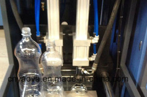 2liter Semi-Auto Plastic Pet Blow Molding Machine for Water Bottle pictures & photos