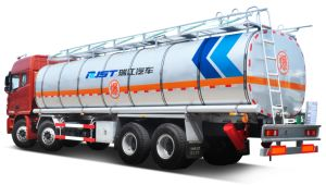 Chemical Liquid Tanker Semi Trailer pictures & photos