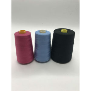 Spun Polyester Sewing Thread pictures & photos