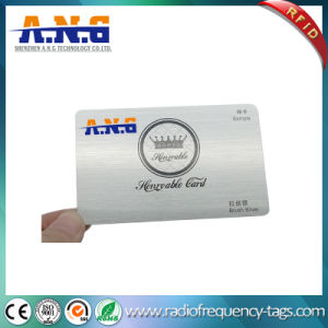 Personalized Contactless PVC RFID Mf 1k Cards pictures & photos