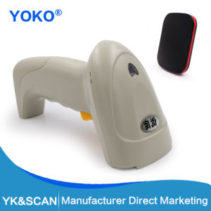 Yk-W930 Cheap USB Cordless Wirelesslaser Barcode Reader Module pictures & photos
