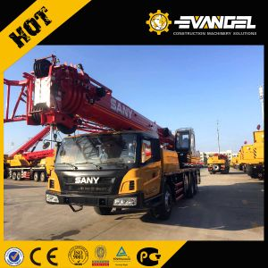 Sany Used/Second Hand/Refurbished 50 Ton Mobile Truck Crane pictures & photos