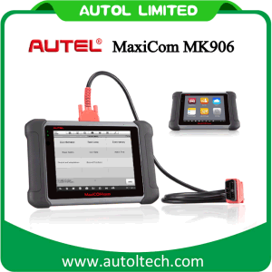 2017 New Best Automotive Diagnostic Scanner Mk906 WiFi Update Autel Maxicom Mk906 Mk 906 Autel Car Diagnostic Tool Same Function as Ms906 pictures & photos