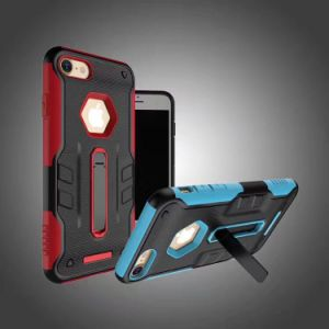 Hybrid Hard Shell Armor Case Shockproof Cover for iPhone 8 pictures & photos