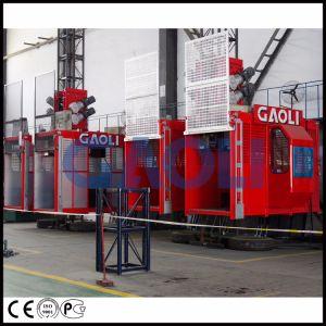 Good Performance Sc100/100 Construction Building Hoist / Elevator pictures & photos