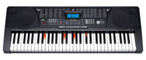 61-Key Lighting Electronic Keyboard (MK-825)