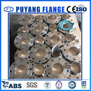 Stainless Steel Weld Neck Forged Flange (PY0020) pictures & photos
