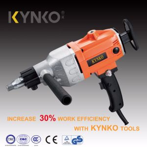 2380W/160mm Kynko Diamond Core Drill for Stone/Concrete/Granite (6461) pictures & photos