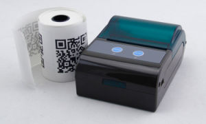 2 Inch Portable Barcode Label Printer pictures & photos