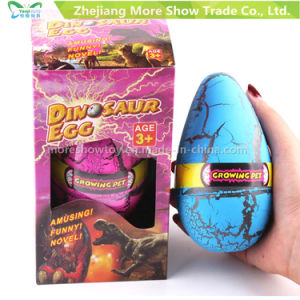 Kids Fashion Growing Easter Eggs Magic Dinosaur Growing Pet Toys pictures & photos