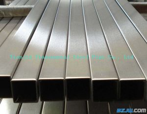 Square and Rectangle Welded Stainless Steel Pipe pictures & photos