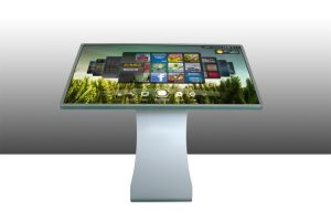 13.3-65 Inch IR/Capacitive Wall-Mounted Touch Monitor/Display/Screen pictures & photos