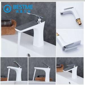 New Design Black Basin Faucet (BM-B10023KW) pictures & photos