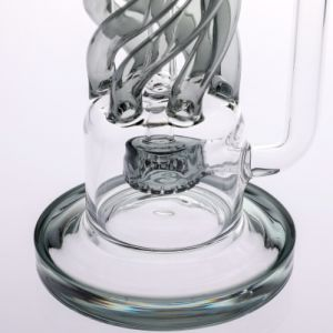 Tornado Cyclone Glass Smoking Water Pipe Hookhas Durable Hookahs pictures & photos