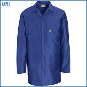 Custom Flame Retardant Overshirt Uniform for The Worker pictures & photos