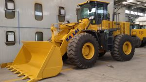High Quality 6t Wheel Loader with Good Price pictures & photos