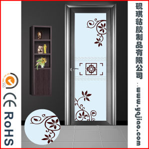 Glass Door or Window Decorative PVC Film Manufacturer pictures & photos