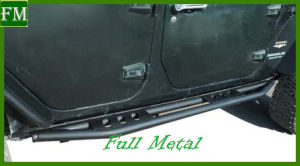 Three Tube Climbing Side Bar Running Board Fits for Jeep Wrangler 2008 2009 pictures & photos