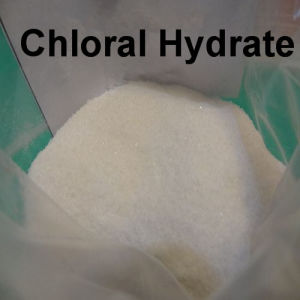99% USP Chloral Hydrate Powder Pesticide Intermediates pictures & photos