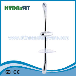 Brass Shower Sliding Bar Shower Head Slide Bar Shower Column (HY506) pictures & photos
